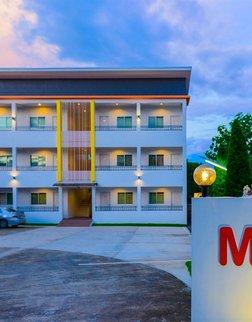 梅苏克公寓式酒店