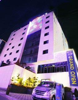 松岛方块酒店