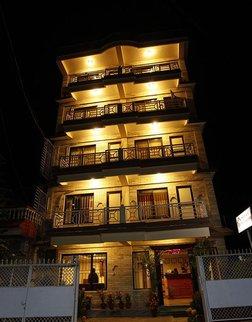 家庭住宅式酒店