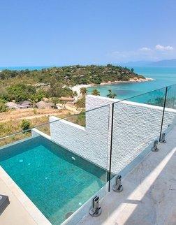 蓝湾四卧房泳池别墅(Villa Blue Bay 4 Bedroom Pool Villa)