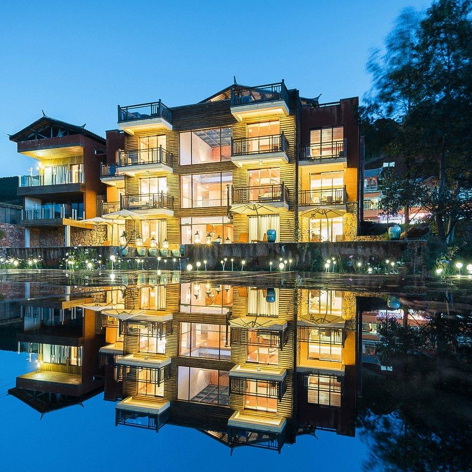 丽江酒店预订v情趣情趣水滴图片