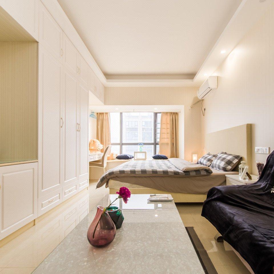 苏州老杨之家酒店式公寓艾依格衣柜图片