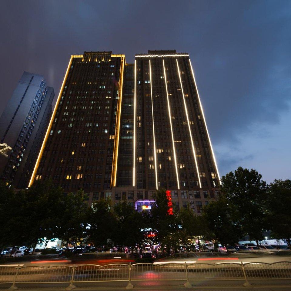 阅澜精品酒店(郑州cbd会展中心店)图片