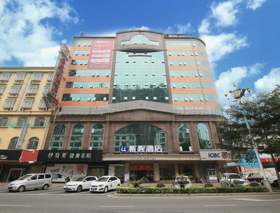 龙华寺附近宾馆