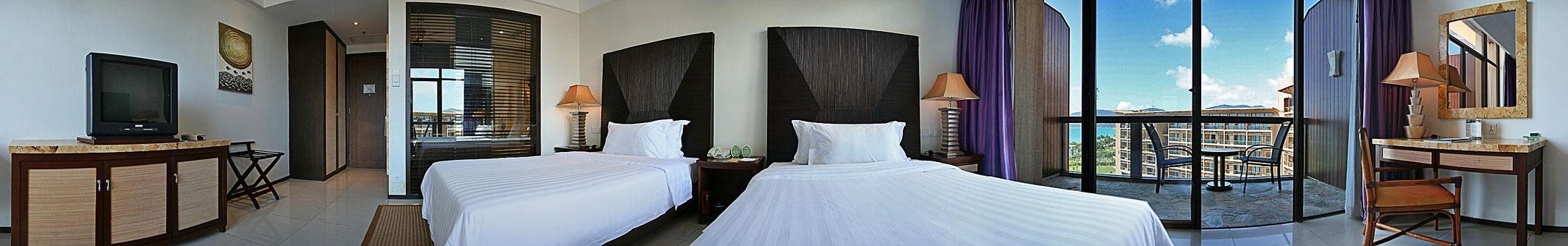 【三亚亚龙湾红树林度假酒店】地址:海南省三亚市亚龙