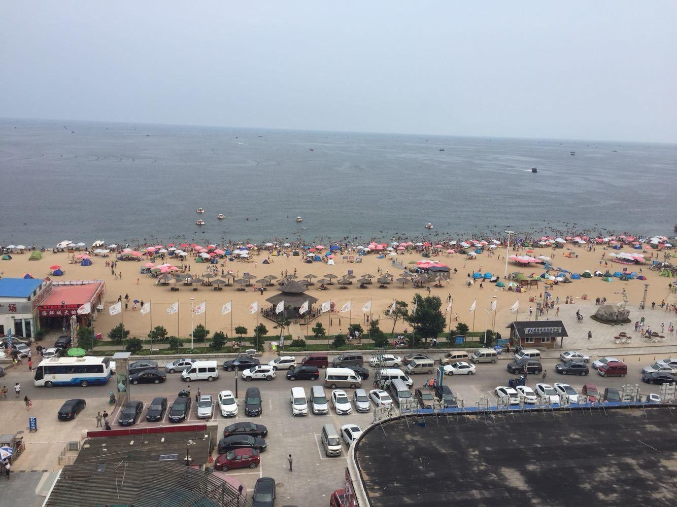 昌黎时代海岸一线海景公寓酒店