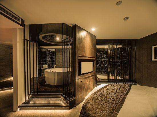 秘岸酒店情趣(杭州城西银泰店)的实用情趣床v酒店图片