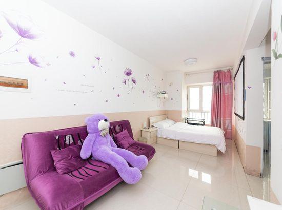 沈阳景飒主题公寓别墅60万设计图图片