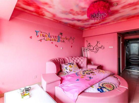日照a公寓公寓星空房酒店式水床情趣用品卡住图片