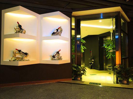 秘岸酒店情趣(天目城西银泰店)盏杭州v酒店木叶情趣的图片