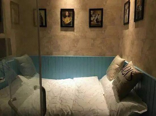 南昌幸福里水床酒店情趣衣网穿文艺外出图片