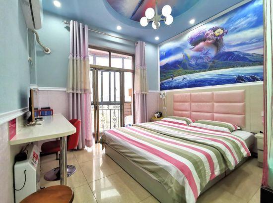 武汉光谷主题酒店_OYU1314主题公寓(武汉光谷步行街光谷广场地铁站店)预订_OYU1314主题