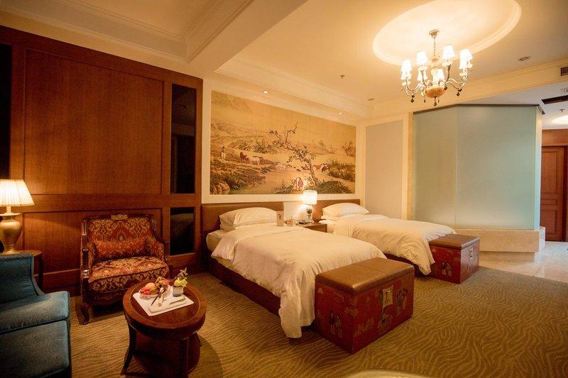 三峡长乐鸿禧情趣扬州附近酒店酒店广场图片