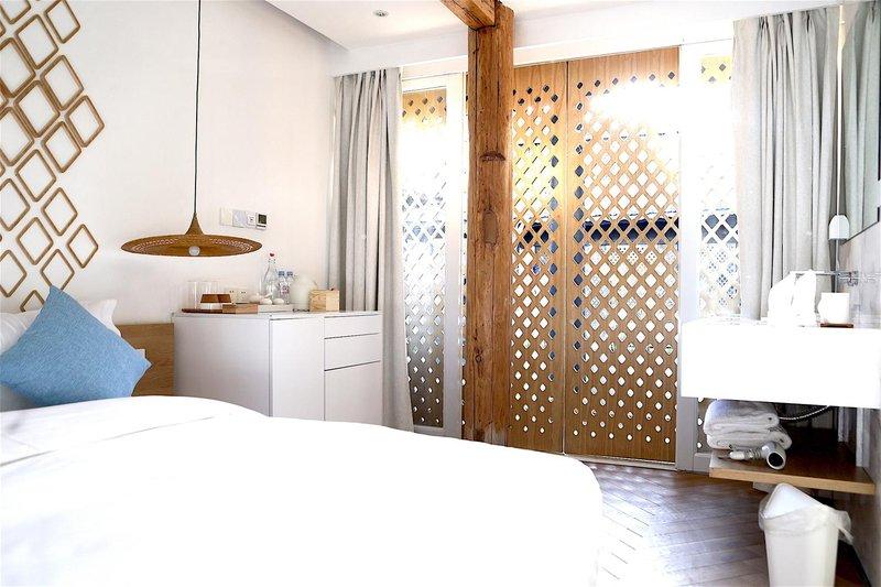 花筑无锡光隐设计师酒店品牌设计包装设计丽江图片