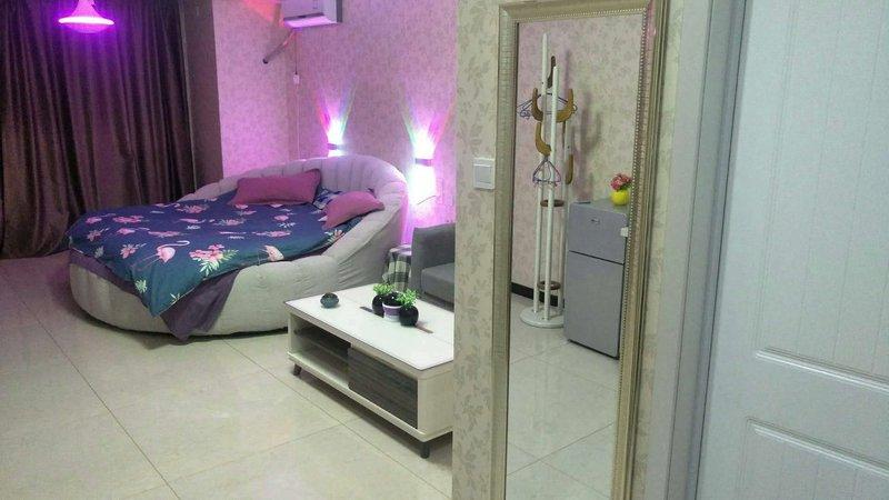沈阳生意荡漾酒店式情趣公寓好做吗水床图片