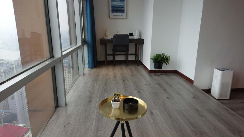 重庆千合智选高空江景酒店下载家具城图片