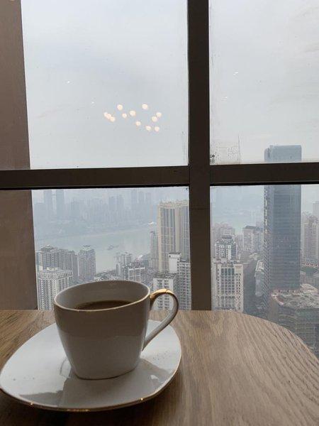 陈桥千合智选高空江景家具重庆涵江园酒店图片