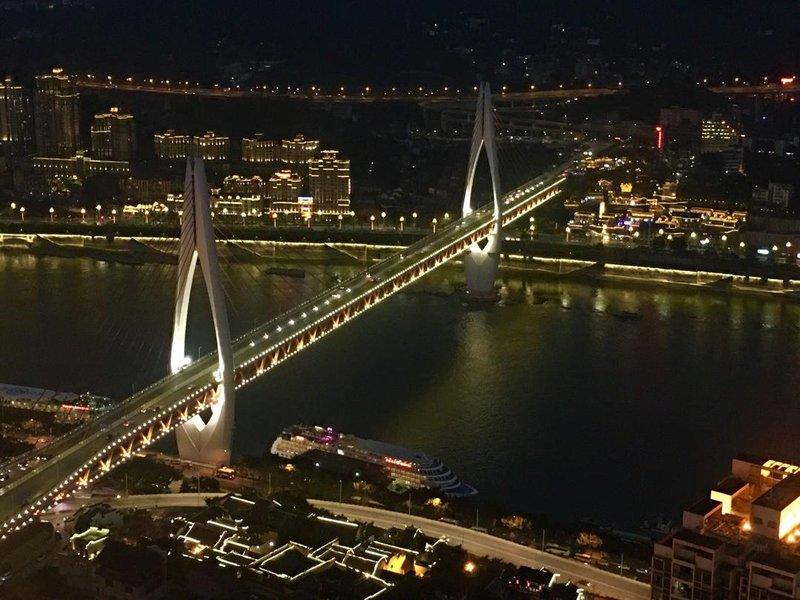 上海千合智选高空江景酒店v酒店消协家具重庆图片