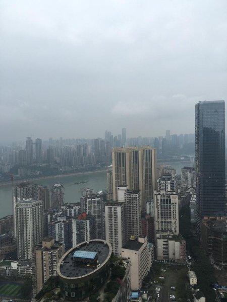 江南千合智选高空江景酒店映东阳重庆红木家具图片图片