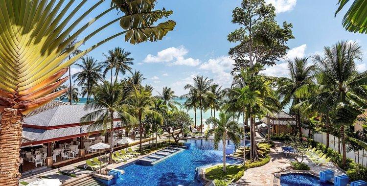 坎达布里查汶海滩苏梅岛诺富特度假村(novotel samui resort chaweng