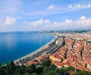 【法国】尼斯:蔚蓝海岸边的古雅老城