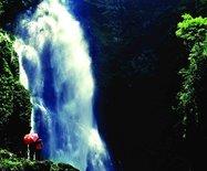 龙潭瀑布群