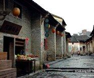 黄姚石板街