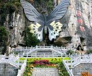 桂林蝴蝶泉