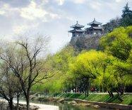 龙门石窟香山寺