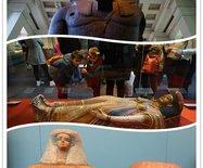 图解大英博物馆里大开眼界的木乃伊制作全过程