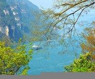 【湖北】三峽門戶,春染絕美西陵峽