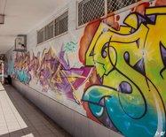 【发现大溪地】街拍:帕皮提满街都是色彩艳丽的涂鸦!