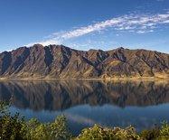新西蘭旅游(四)瓦納卡湖及周邊的風光
