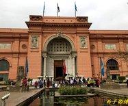 2017迪拜+埃及之旅(15)埃及国家博物馆