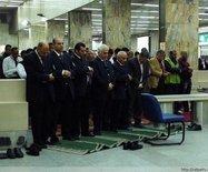 在开罗国际机场,祈祷是工作人员压倒一切的任务,长见识