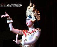 【柬?#33402;?#26297;粒】赏传统的高棉舞蹈?尝美味的柬式佳肴