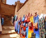 北非各国精美的旅游工艺品