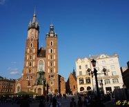 2017中東歐之旅(22)波蘭克拉科夫老城