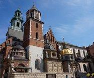 2017中東歐之旅(23)克拉科夫瓦維爾城堡、瓦維爾教堂