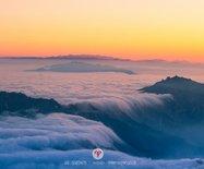 白石山,流云幻雾下的奇峰丛林
