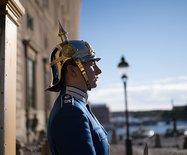 瑞典老皇宫略影