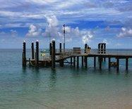 澳洲游記之二十----翡翠島,我與你相見恨晚。