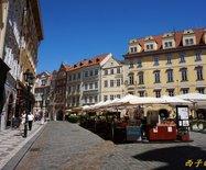 2017中東歐之旅(33)再走布拉格老城廣場