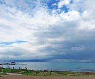 美麗的青海湖