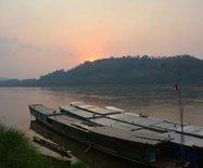 【老挝3】湄公河游船