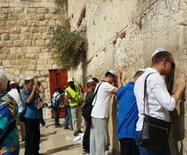 耶路撒冷哭墙犹太民族的圣地