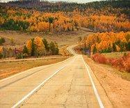 深秋徒步貝加爾湖四天整,森林沙漠草原紅葉木屋落日,美景無限