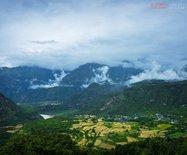 """""""雅鲁藏布大峡谷""""世界第一大峡谷"""