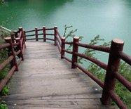 汉中古栈道
