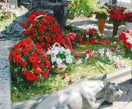 俄罗斯雕塑艺术发展的缩影:莫斯科新圣女公墓
